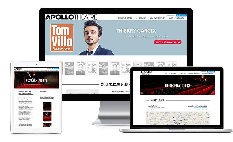 Webdesigner  de sites vitrine