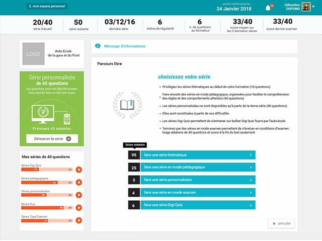 Charte graphique VOD