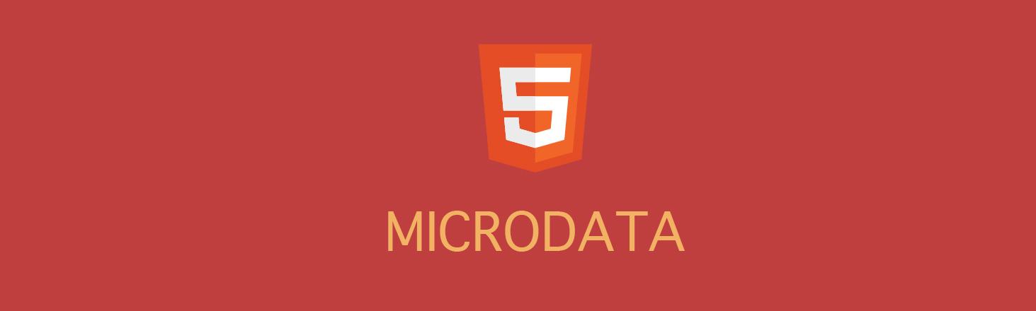 Fonctionnement des microdatas