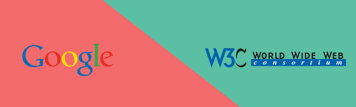 W3C vs Google